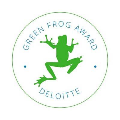 Green Frog Award za izvješćivanje o ljudskim pravima
