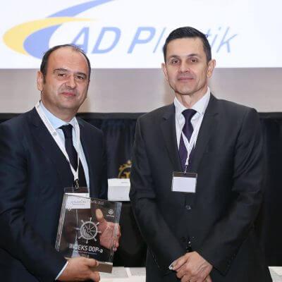 Nagrada Indeks DOP-a u kategoriji velikih poduzeća