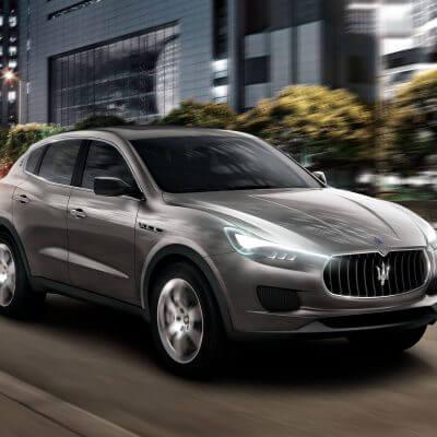 Maserati Levante novost u portfelju