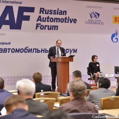 Automotiv forum u Moskvi