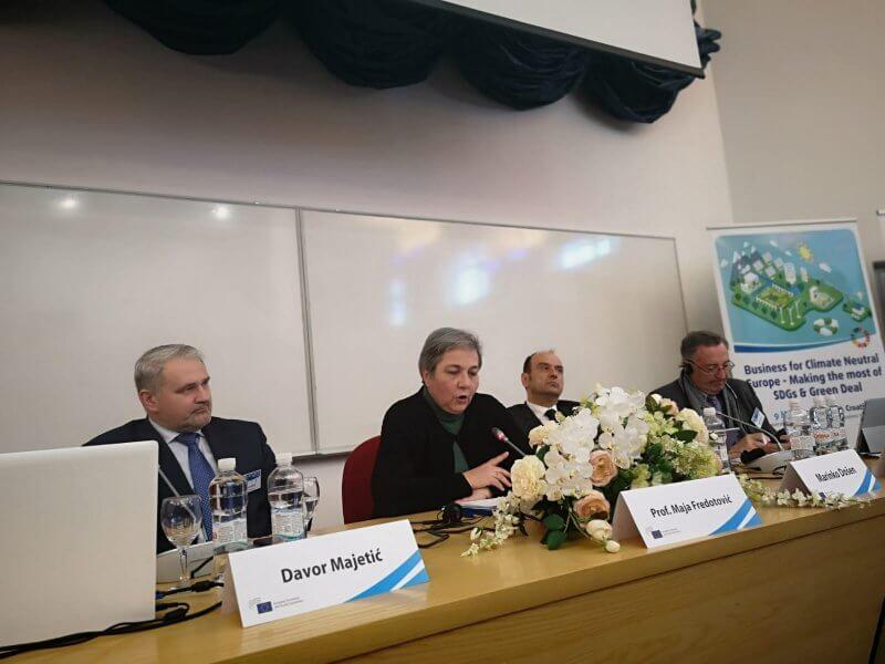 Hogyan integrálja az üzleti szektor a fenntarthatósági célokat működésébe