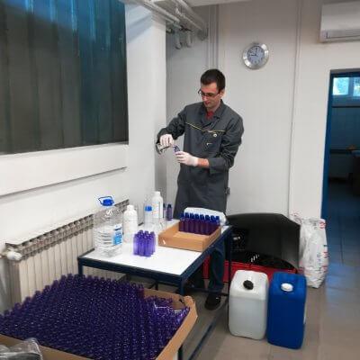 ADP disinfectant